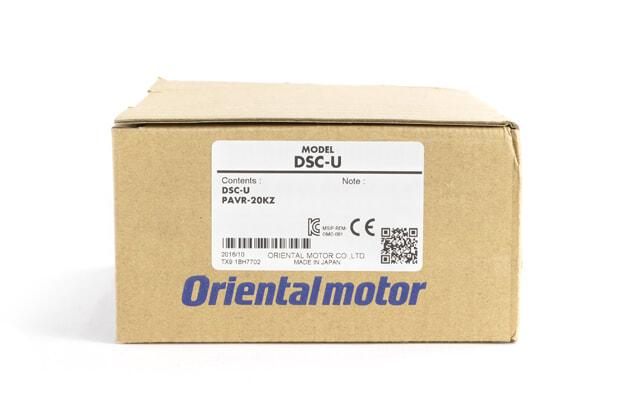 オリエンタルモーター スピードコントローラ DSC-U