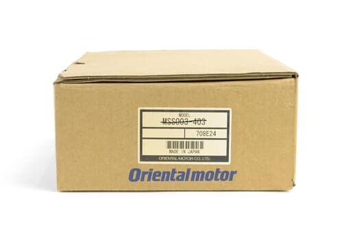 オリエンタルモーター スピードコントロールパック MSP101
