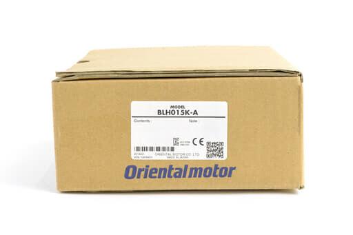 オリエンタルモーター ブラシレスモーターとドライバのセット BLH015K-A