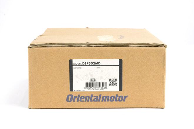 オリエンタルモーター スピードコントロールパック DSP502MD