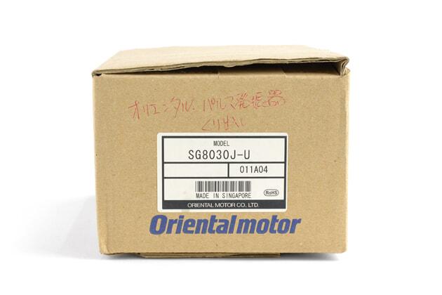 オリエンタルモーター ストアードデータ型コントローラ SG8030J-U