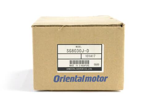 オリエンタルモーター ストアードデータ型コントローラ SG8030J-D