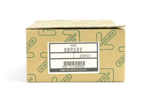 オリエンタルモーター ブレーキパック SBR502