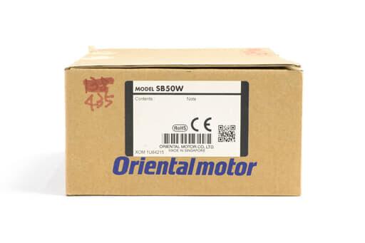 オリエンタルモーター ブレーキパック SB50W