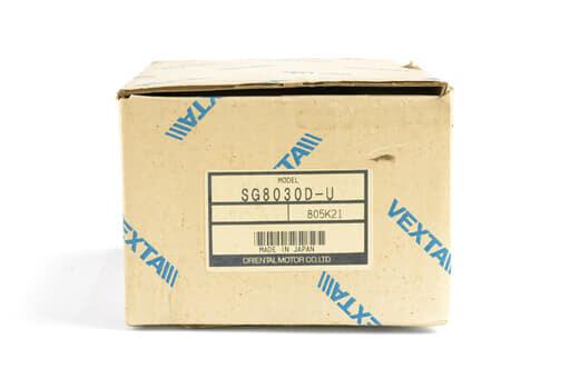 オリエンタルモーター データメモリ型コントローラ SG8030D-U