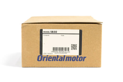 オリエンタルモーター ブレーキパック SB50