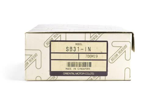 オリエンタルモーター ブレーキパック SB31-IN
