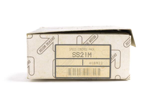 オリエンタルモーター スピードコントロールパック SS21M