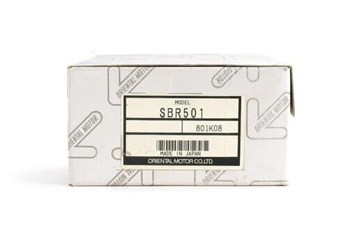 オリエンタルモーター ブレーキパック SBR501