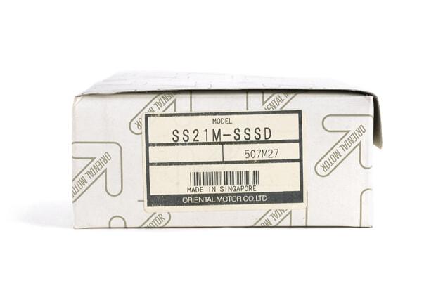 オリエンタルモーター スピードコントロールパック SS21M-SSSD