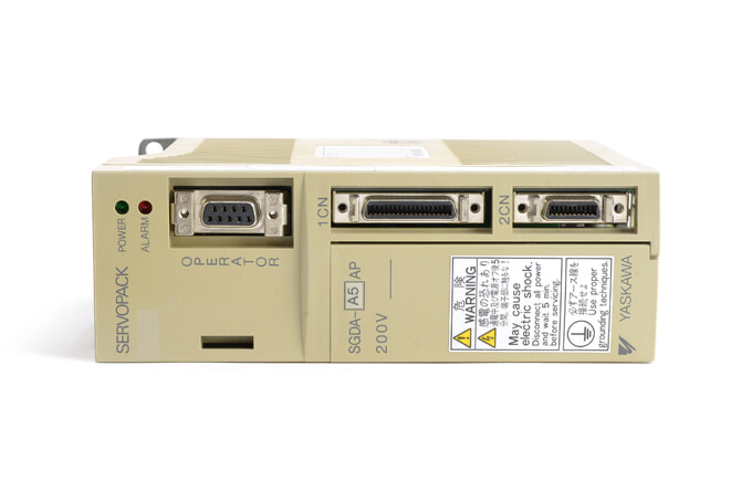 安川電機 ACサーボパック SGDA-A5AP (ソフトVer006)