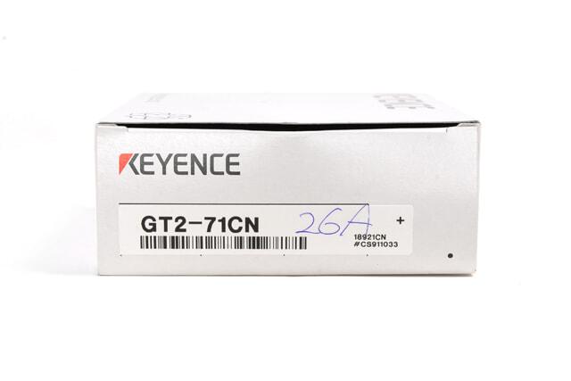 キーエンス 高精度接触式デジタルセンサ GT2-71CN
