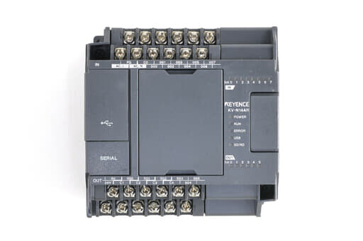 キーエンス プログラマブルコントローラ KV-N14AR (Ver.2)