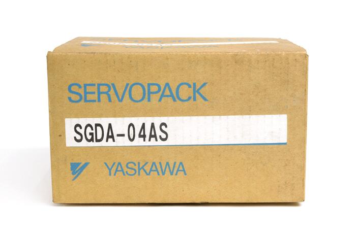 安川電機 ACサーボパック SGDA-04AS (07年3月製)