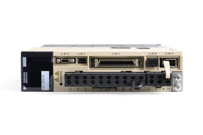 安川電機 ACサーボパック SGDV-2R8A01B (ソフトVer0030)