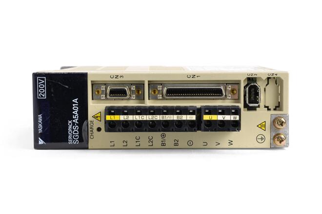 安川電機 ACサーボパック SGDS-A5A01A (ソフトVer001D)