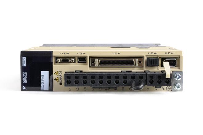 安川電機 ACサーボパック SGDV-2R8A01B (ソフトVer002A)