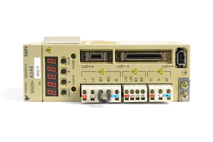 安川電機 ACサーボパック SGDH-A3AE (ソフトVer0014)