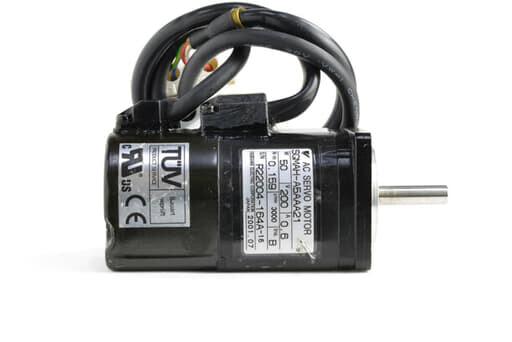 安川電機 ACサーボモータ SGMAH-A5AAA21
