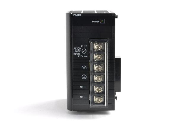 オムロン 電源ユニット CJ1W-PA202 (02年10月製)