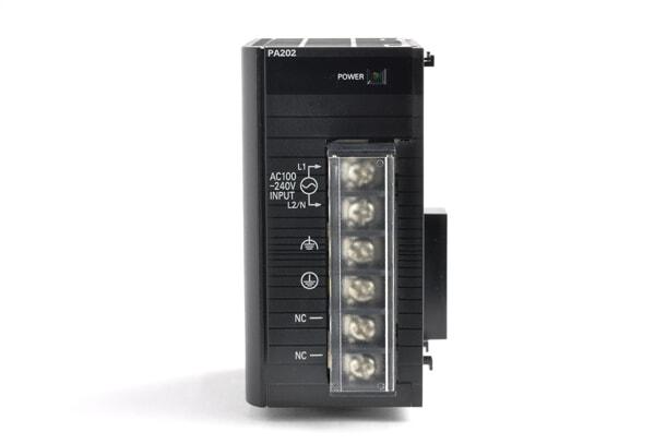 オムロン 電源ユニット CJ1W-PA202 (12年7月製)