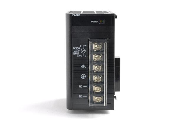 オムロン 電源ユニット CJ1W-PA202 (03年3月製)