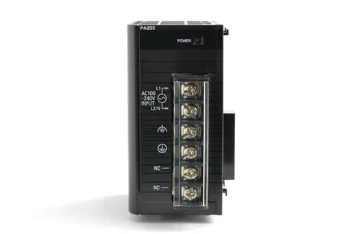 オムロン 電源ユニット CJ1W-PA202 (06年3月製)