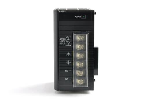 オムロン 電源ユニット CJ1W-PA202 (10年1月製)