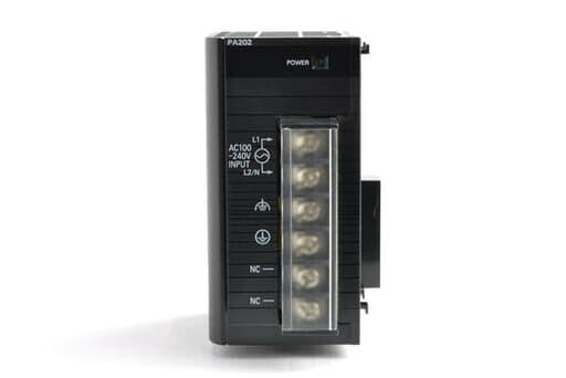 オムロン 電源ユニット CJ1W-PA202 (07年12月製)