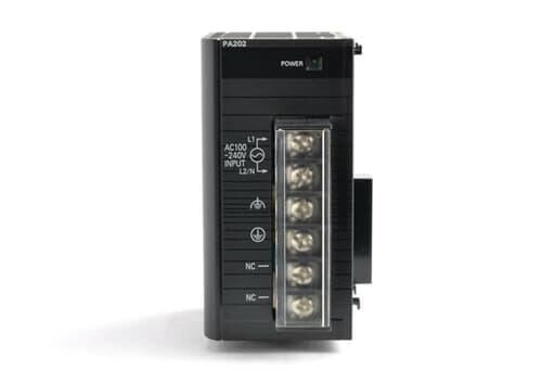 オムロン 電源ユニット CJ1W-PA202 (10年4月製)