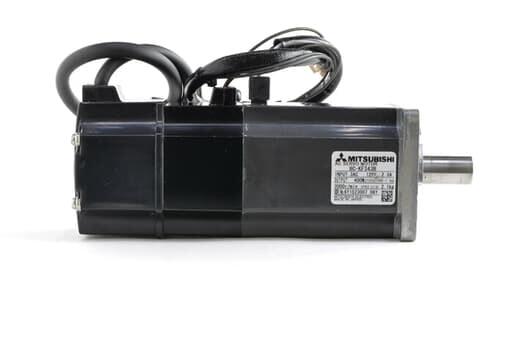 三菱 ブレーキ付きACサーボモータ HC-KFS43B