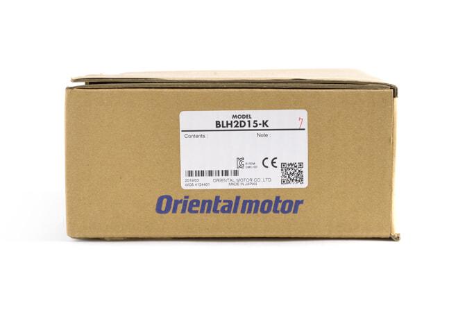 三菱 ブラシレスモーター用ドライバ BLH2D15-K (19年2月製)