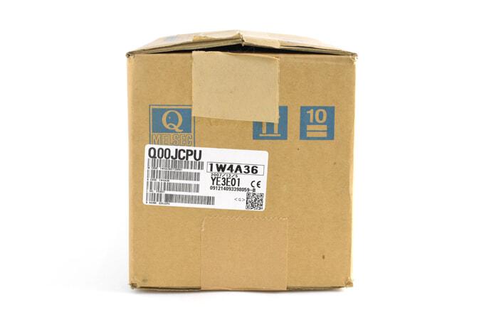 三菱 ベーシックモデルQCPU Q00JCPU (07年12月製)