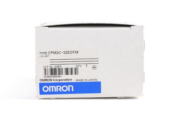 オムロン 拡張I/Oユニット CPM2C-32EDTM (07年8月製)