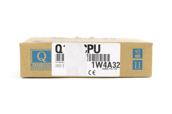 三菱 ハイパフォーマンスモデルQCPU Q12HCPU (02年5月製)