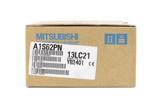 三菱 電源ユニット A1S62PN (05年12月製)