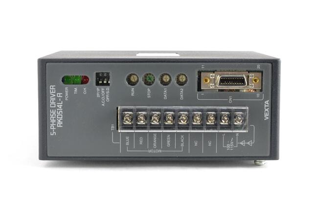 オリエンタルモーター ドライバ RKD514L-A (欠けあり)