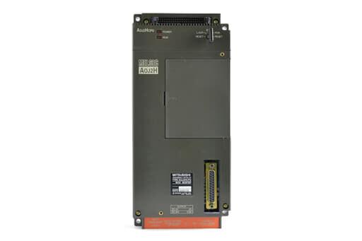 三菱 CPUユニット A0J2HCPU (05年6月製・FR)
