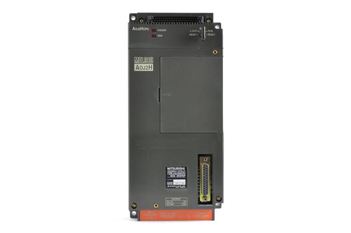 三菱 CPUユニット A0J2HCPU (05年12月製・GR)