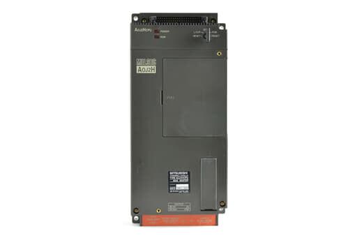 三菱 CPUユニット A0J2HCPU (98年11月製・DP・欠けあり)