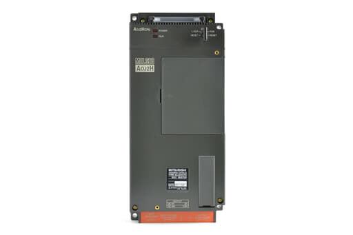 三菱 CPUユニット A0J2HCPU (05年11月製・GR)