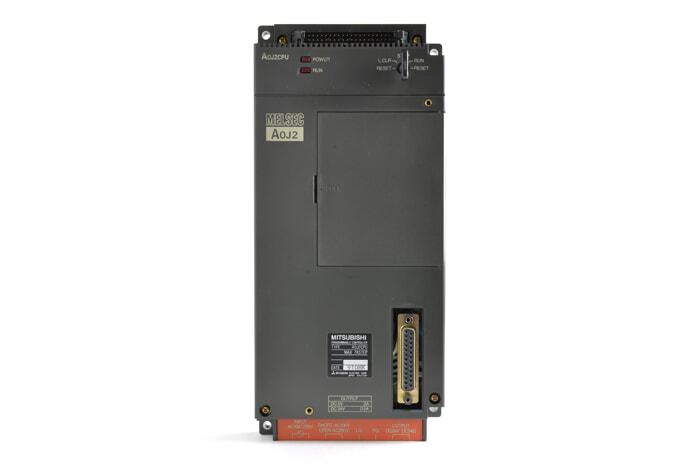 三菱 CPUユニット A0J2CPU (89年10月製・HK)