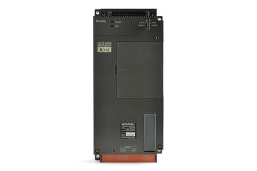 三菱 CPUユニット A0J2CPU (91年5月製・JK・欠けあり)