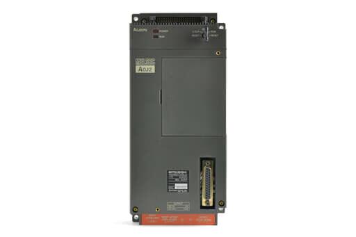 三菱 CPUユニット A0J2CPU (88年7月製・FJ)