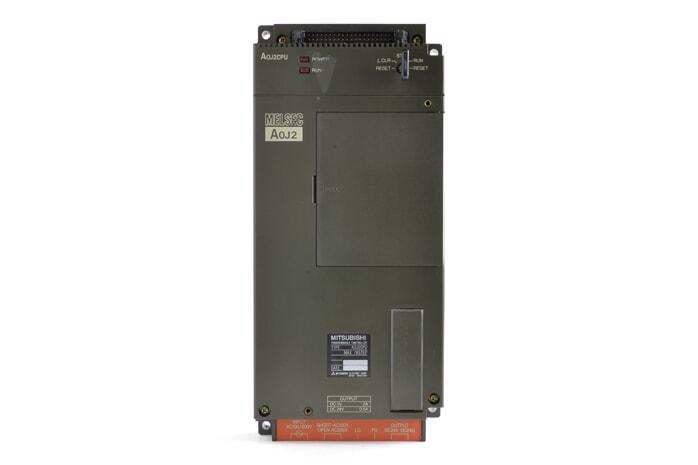 三菱 CPUユニット A0J2CPU (89年11月製・HK)