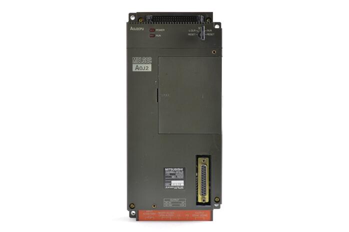 三菱 CPUユニット A0J2CPU (92年11月製・JK)