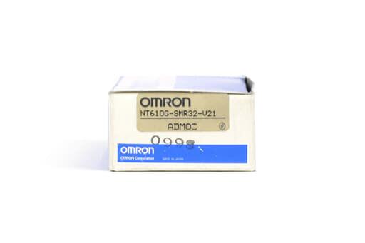オムロン システムROM NT610G-SMR32-V21 (98年9月製)