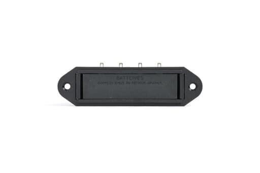 BULGIN 引き出し型電池ホルダー BX0027