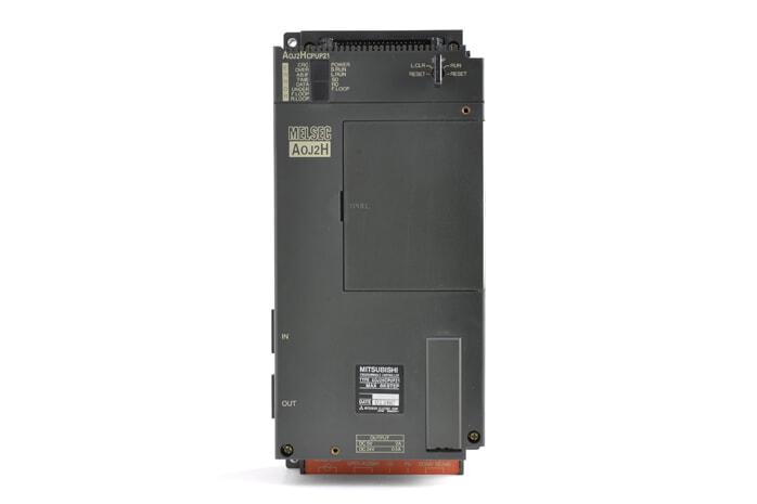 三菱 データリンクCPUユニット A0J2HCPUP21 (90年12月製・BC・欠けあり)