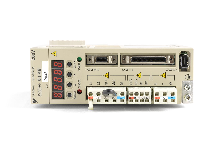 安川電機 ACサーボパック SGDH-01AE (ソフトVer0045)